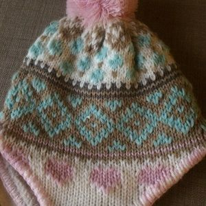 Carter's Accessories - Carter's winter Hat and gloves